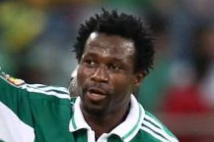 Efe Ambrose won the Africa Cup of Nations with Nigeria