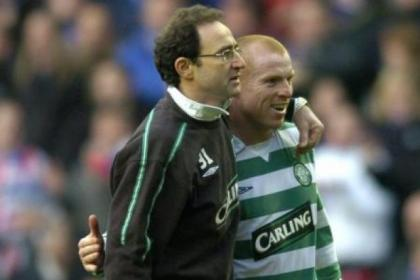 Martin O'Neill will not be offering any advice to Hoops boss Neil Lennon