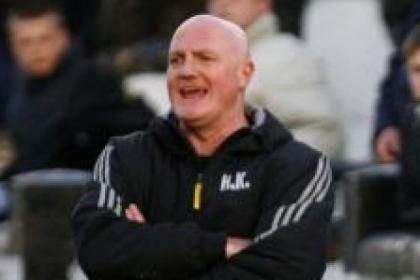 Shettleston manager Hugh Kelly believes Irvine Meadow can go a long way in the Scottish Junior Cup