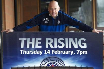 Rangers assistant Kenny McDowall promotes tonight's RangersTV special on the club's resurgence after administration