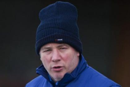 Ally McCoist has taken unfair criticism according to Kenny McDowall