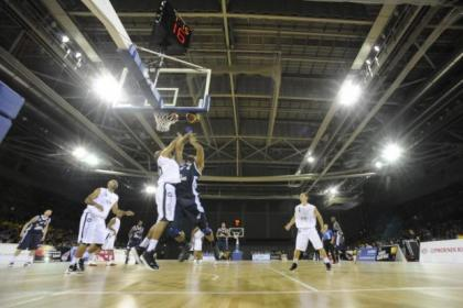 City arena set to host Scots first basketball final