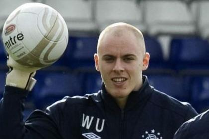 Scott Gallacher is delighted with his new deal at Ibrox