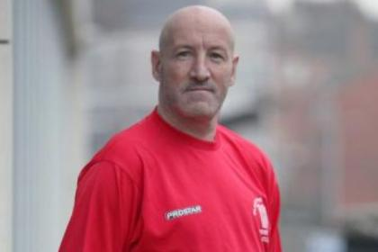 Blantyre Vics manager David Greig has identified a lack of consistency in his team and challenged them to repeat the form played against Ashfield. Picture: Colin Templeton