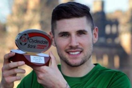 Celtic's Gary Hooper is SPL Player of the Month for January