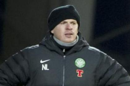 Celtic boss Neil Lennon saw two SPL points slip away at St Johnstone