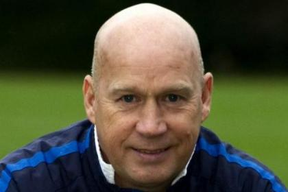 Rangers assistant manager Kenny McDowall