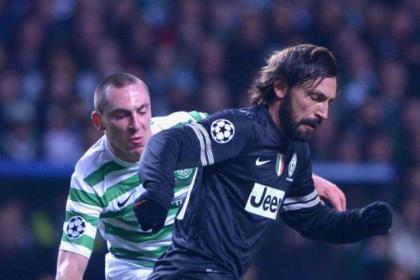 Scott Brown could miss out on rematch with Andrea Pirlo