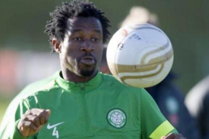 Efe Ambrose is a fans favourite at Parkhead