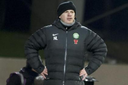 If Neil Lennon's Bhoys had taken their early chances the game would have been over by half-time in Perth
