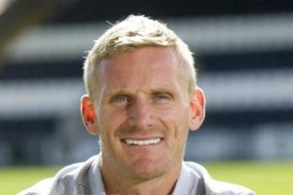 Gary Teale hopes to get a thrilling vista of the game pitchside against St Johnstone