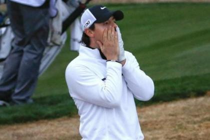 Anguish for Rory McIlroy in Arizona