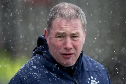 Ally McCoist says his team are giving away too many late chances