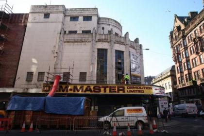 The former cinema and Paramount music venue played host to big names including Cliff Richard