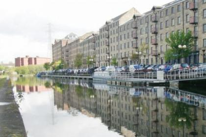 Mobile phone users can learn about Glasgow's canal
