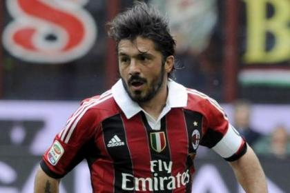 Rino Gattuso has been named player-coach at FC Sion