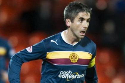 Keith Lasley is looking forward to facing Celtic