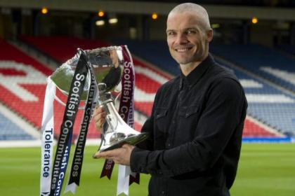 Jim Goodwin ready to take the strain of responsibility at St Mirren