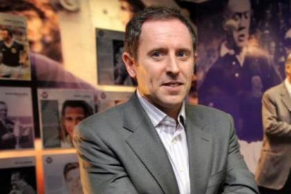 Tony McInally is the former Shotts boss