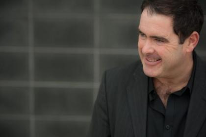 Glasgow Comedian Des Clarke