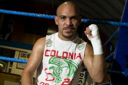 Raymundo Beltran trained in Morrison??s Gym