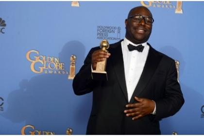 Director Steve McQueen recently had Golden Globe success with the movie 12 Years A Slave