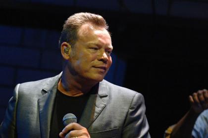 Singer Ali Campbell