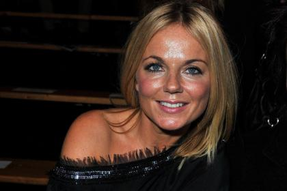 Geri Halliwell covered the track