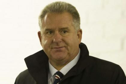 Rangers chief executive Graham Wallace will have to cut costs at Ibrox