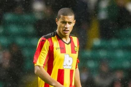 Lyle Taylor hit his first goal for Partick Thistle in what could be key 2-0 win over Hearts