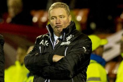 Ally McCoist believes his players will retain their focus