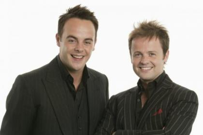 Ant and Dec are up for two awards
