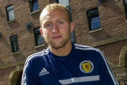 Dylan McGeouch is a target for Partick Thistle boss Alan Archibald