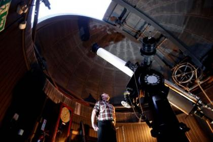 Fans of star gazing are expected to flock to the Coats Observatory in Paisley