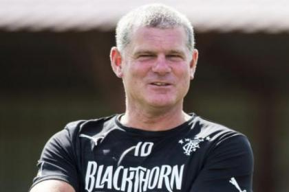 Durrant unhappy with Gers critics