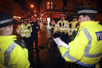 Police say they are determined to crack down on crime in Govanhill