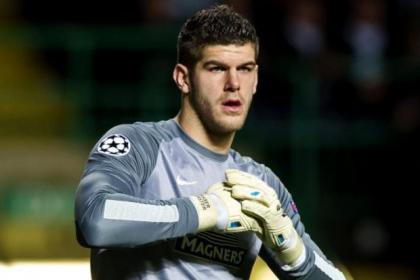 Fraser Forster is within sight of Celtic's all-time shut-out record of 10 games