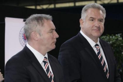 McCoist and Wallace are both wanting different things at Ibrox