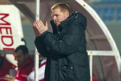 Neil Lennon hopes to land Celtic's first trophy of 2014