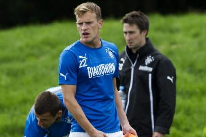 Dean Shiels could start for Rangers against East Fife this afternoon at Ibrox