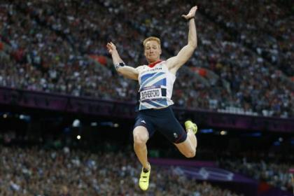 Greg Rutherford will be among those competing at the event