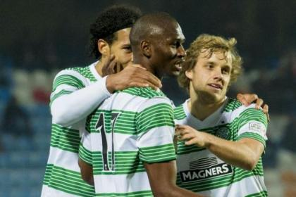 Teemu Pukki enjoyed teaming up with Amido Balde in the 3-1 win over Trabzonspor