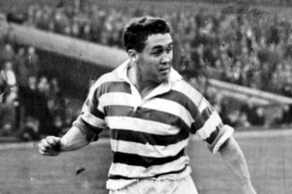 Bobby Collins played 320 times for Celtic