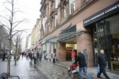 Retailers in the Savoy centre are hoping for a reprieve