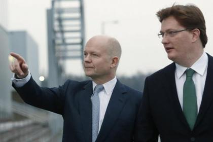 William Hague says an independent Scotland is not the way forward