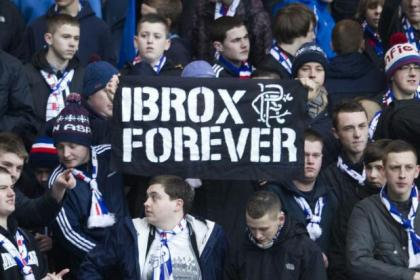 Rangers fans have stuck by club during tough times