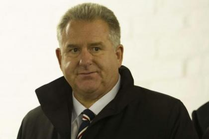 Rangers supporters are eager to grill chief executive Graham Wallace