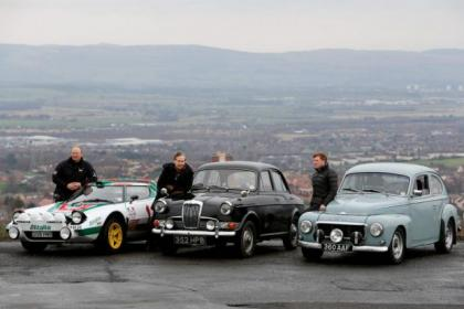 The Monte Carlo Rally will be waved off from Paisley tomorrow