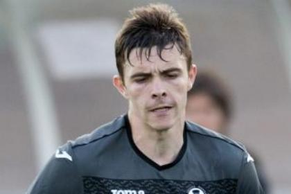 Striker Mark McGuigan has left Partick Thistle
