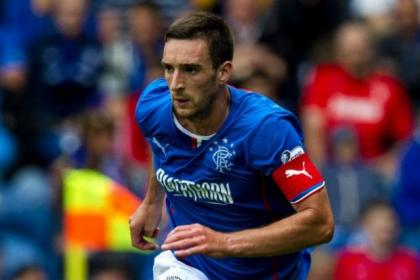 Lee Wallace has been linked with a move away from Ibrox